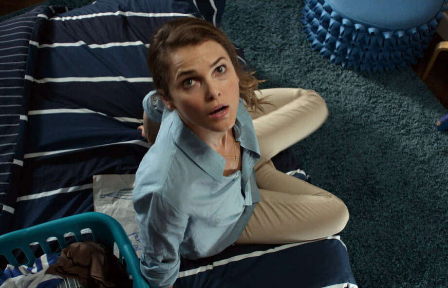 """Keri Russell stars in the new horror flick """"Dark Skies."""" Photo: Momentum Pictures"""