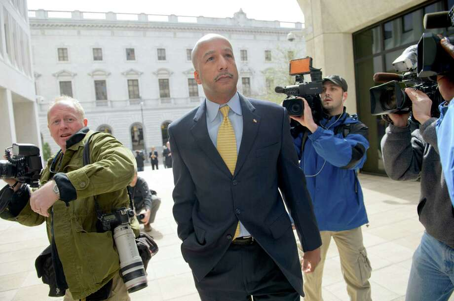 In January, former New Orleans Mayor Ray Nagin was indicted on charges that he accepted more than $200,000 in bribes plus free trips and other gratuities in exchange for helping contractors secure millions of dollars in work for the city.  The charges were the product of a City Hall corruption investigation that resulted in guilty pleas by two former city officials and two businessmen and a prison sentence for a former city vendor.Related: Katrina-era mayor of New Orleans indicted on corruption charges Photo: Matthew Hinton, Associated Press / FR170690 AP