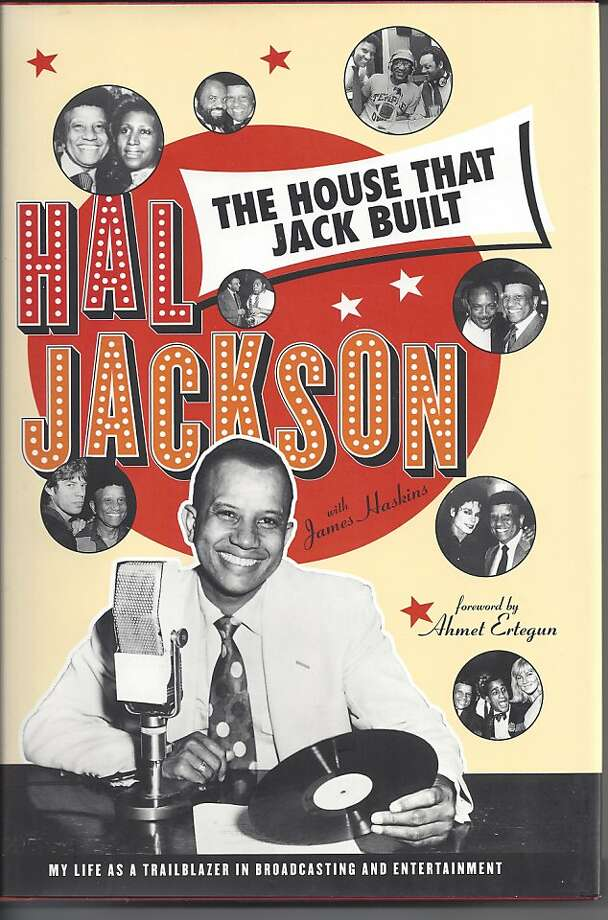 "Hal Jackson recounts his experience as the first black announcer on network radio in ""The House That Jack Built."" Photo: Colossus Books"