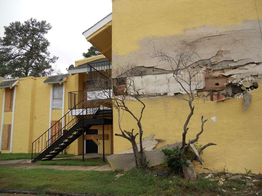 City Inspectors Took This Photo At An Apartment Complex That Had Received  Several Complaints. Operators
