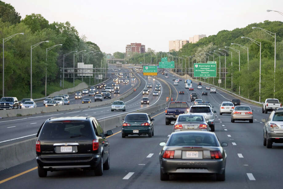 What is the law regarding signaling lane changes? Photo: Tim Graham/Getty Images