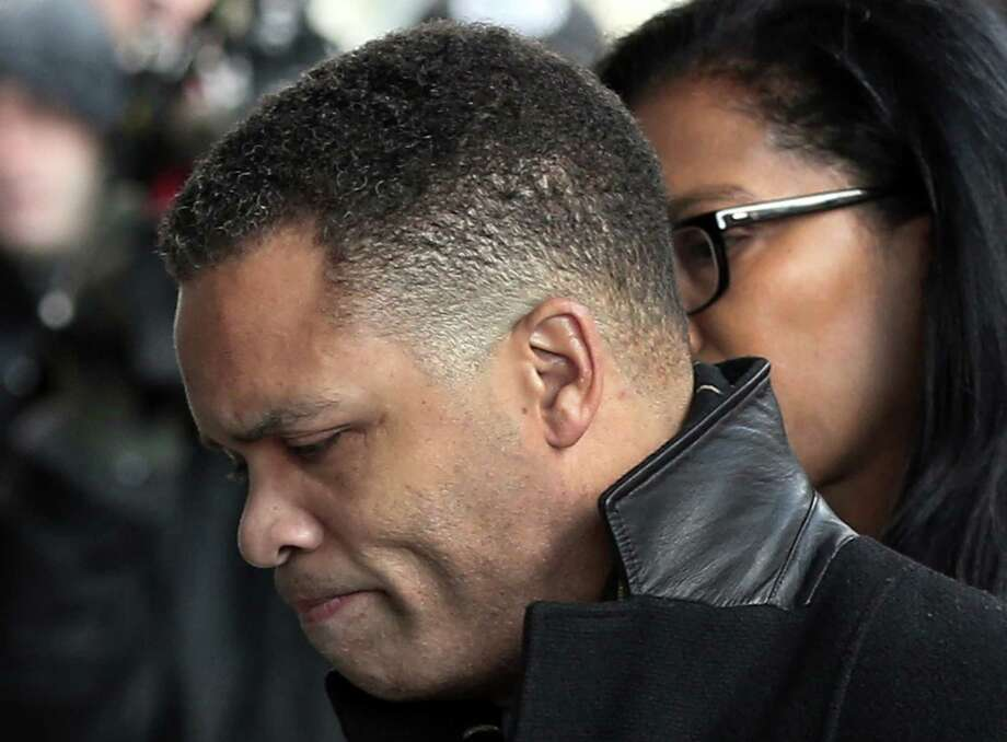 Former U.S. Rep. Jesse Jackson Jr., shown with his wife, is facing prison for misuse of campaign funds. Sandi Jackson faces up to 24 months for filing false income tax statements. Photo: Win McNamee / Getty Images