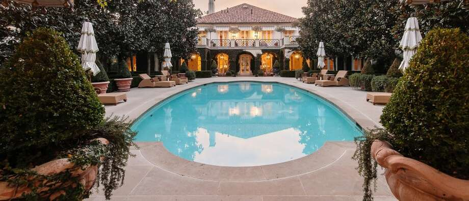 T. Boone Pickens recently listed his Dallas home for $7 million. The home has plenty of unique features, including an outdoor entertaining area and pools. The home has three bedrooms and more than 8,900-square-feet of living space.Source: Dave Perry-Miller Photo: Photo: Dave Perry-Miller/Steve Reed