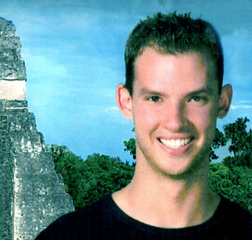 Brian Corridan, 2001 graduate of New Milford High School, expereicnes being a cast member of CBS TV's September 2005 Survivor Guatemala. Photo: Contributed Photo, CBS TV Website / The News-Times Contributed