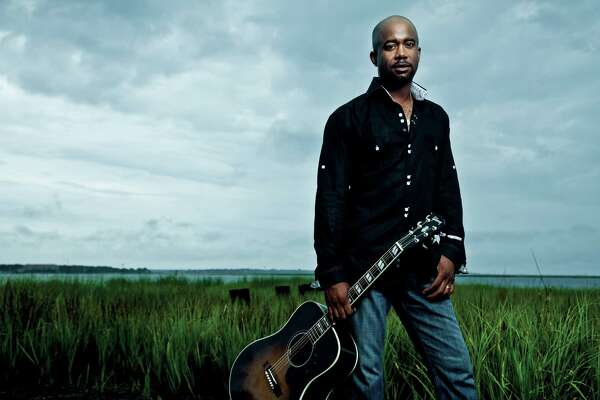 "Darius Rucker's new CD is ""Charleston, SC 1966"""