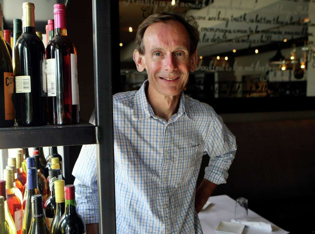 The dean of fine dining in San Antonio, Bruce Auden has been in the forefront of the city's dining scene since he came to town in the late 1980s. His restaurant, Biga on the Banks, ranks high among locals and visitors alike.