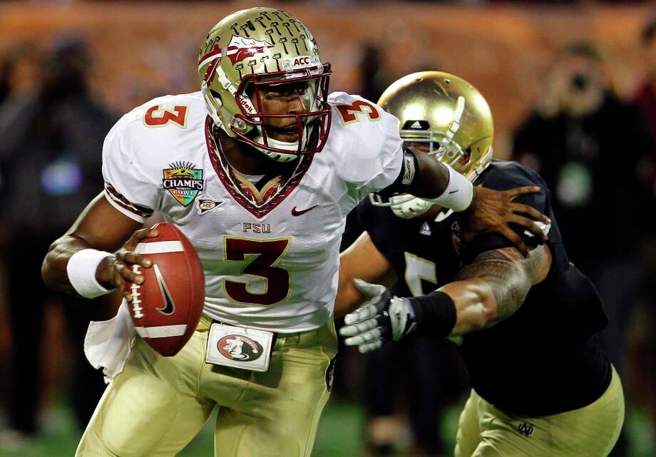 Quarterback: E.J. Manuel (Florida State) Photo: John Raoux, Associated Press / AP