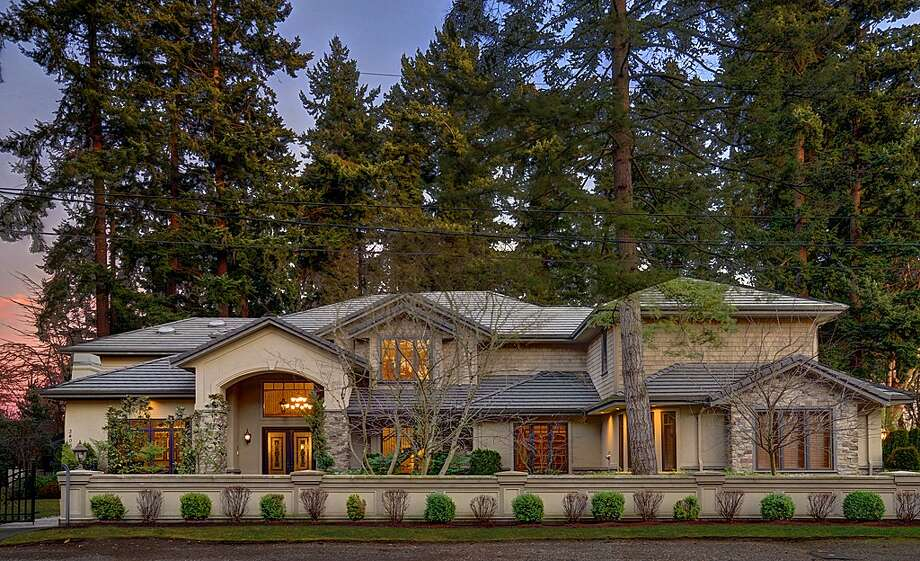 Kevin Durant's former home Mercer Island. Photo: Courtesy Redfin