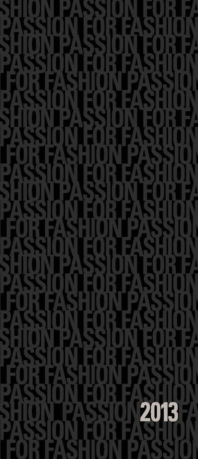 The annual Passion for Fashion luncheon benefiting Houston Community College's Fashion and Interior Design