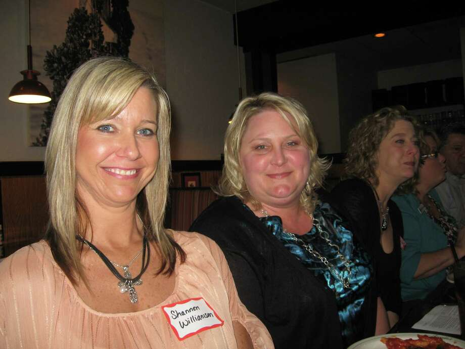 Were you seen at the Greater Beaumont Chamber of Commerce's Spindletop Award presentation for Coburn Supply Co. at Carrabba's Italian Grill on Thursday? Photo: Dan Wallach