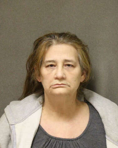 Debra Winkler, 50, of 1 Holbrook Street, in Ansonia was one of four people arrested Wednesday, Feb. 20, 2013 after a lengthy narcotics investigation related to illegal sales of prescription narcotics. Photo: A