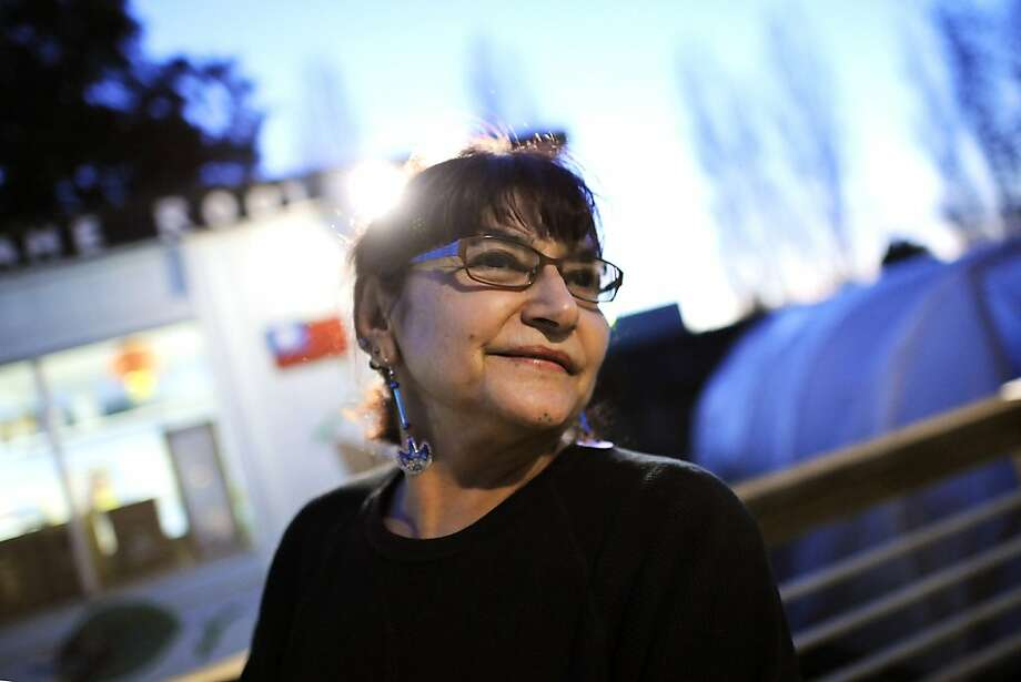 Boona Cheema is retiring from Building Opportunities for Self-Sufficiency, which she helped develop 42 years ago. Photo: Michael Short, Special To The Chronicle