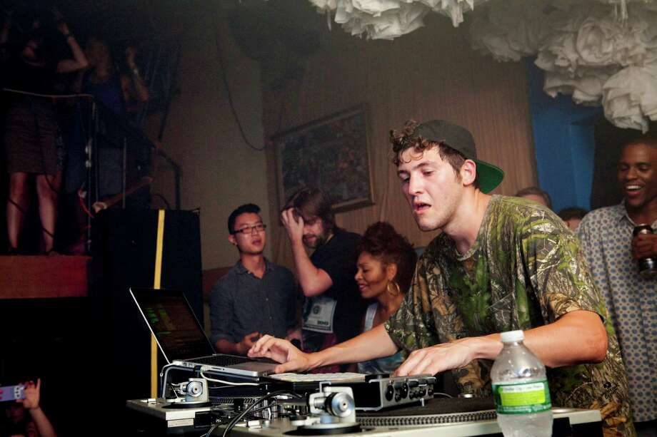 "DJ Baauer of ""Harlem Shake"" fame will be among the performers at Euphoria Music Festival on April 12 and 13 at Whitewater Amphitheater in New Braunfels. Photo: JULIE GLASSBERG, New York Times / NYTNS"