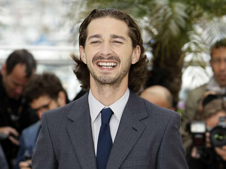 Shia LaBeouf bows out of Broadway show. Photo: Francois Mori, Associated Press
