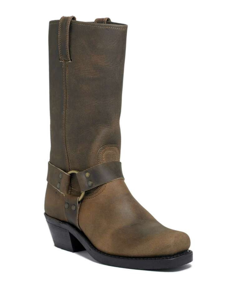 style: Frye Women's Shoes, Harness Mid-Calf Boots, 
