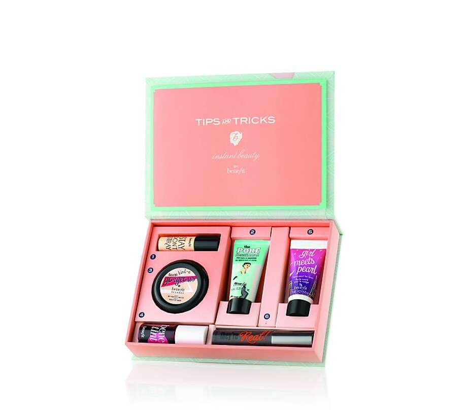 Primping With the Stars kit by Benefit Cosmetics. Photo: Benefit Cosmetics