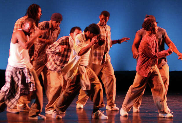 Check out the hip-hop dance company Rennie Harris Puremovement Friday at Fairfield University. Photo: Contributed Photo / Fairfield Citizen