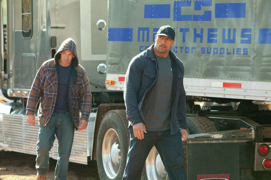 Steve Dietl/Summit Entertainment (L-R) JON BERNTHAL and DWAYNE JOHNSON star in SNITCH    Ph: Steve Dietl  © 2012 Summit Entertainment, LLC.  All rights reserved. Photo: Steve Dietl / © 2012 Summit Entertainment, LLC.  All rights reserved.