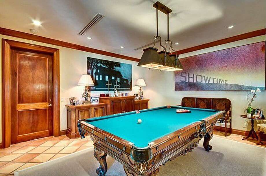 Where pool was shot. All photos via Zillow/Esslinger-Wooten-Maxwell Inc.