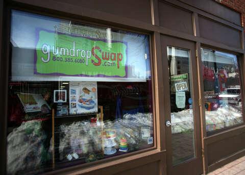 8f2f8775d77f6 Gumdrop Swap in the Arcade Mall at 993 Main Street in Bridgeport on  Thursday, February