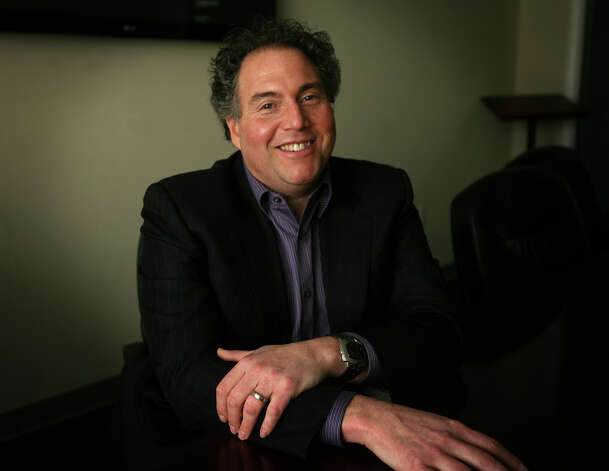 Jeffrey Warshaw, CEO of Connoisseur Media, LLC, in the company's offices in downtown Westport on Thursday, February 21, 2013. The company announced a deal to buy Connecticut radio stations WPLR, WEZN, and WFOX. Photo: Brian A. Pounds / Connecticut Post