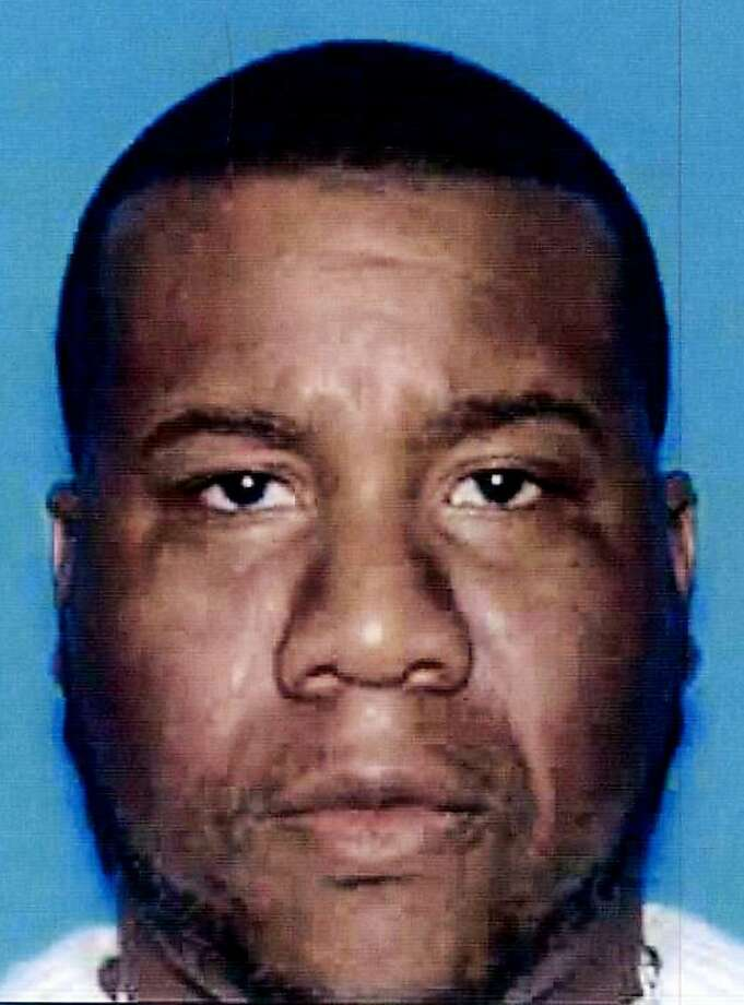 FILE - In this file booking photo provided by the Fairfield, Calif. police shows Anthony Lamar Jones, 32, of Fairfield, Calif. The man accused in the killing of a 13-year-old Suisun City girl appeared in court Wednesday Feb. 13, 2013, but did not enter a plea. Prosecutors say Anthony Lamar Jones has been charged with murder, as well as three additional charges of kidnapping, rape and lewd acts on a child in connection with the death of Genelle Renee Conway-Allen last month. (AP Photo/Fairfield Police via The Vacaville Reporter, File) Photo: Uncredited, Associated Press