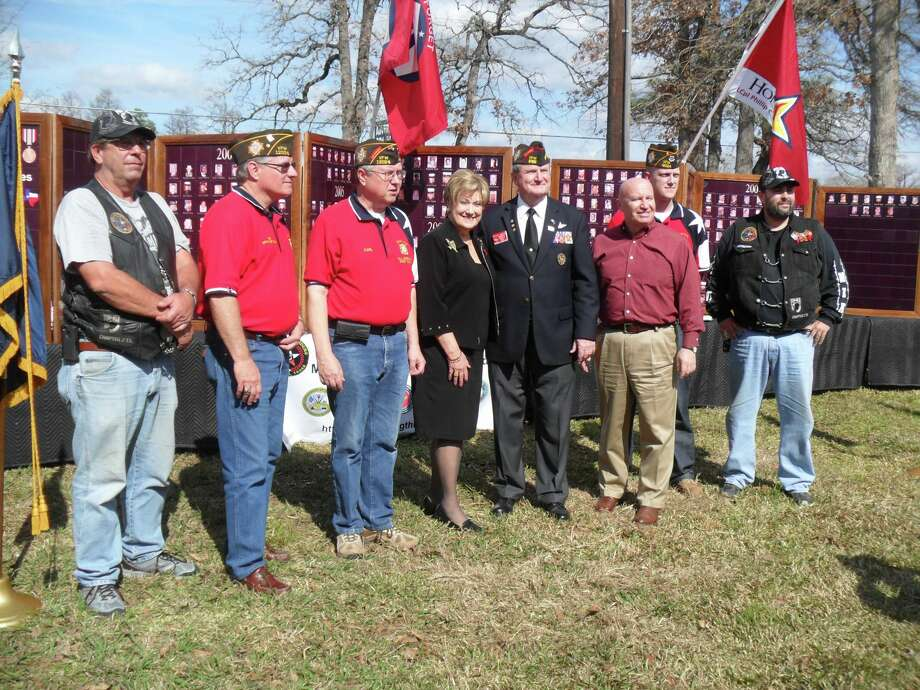 VFW Post and Ladies Auxiliary 12024 held a Veterans Appreciation Barbecue on Jan. 27.