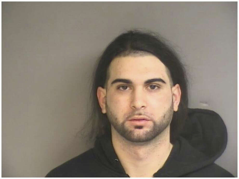 Frank Toth, 27, of 145 Cedar Heights Road, is facing multiple charges after leading police on a pursuit and breaking into an apartment on the city's West Side early Wednesday. Photo: Contributed Photo