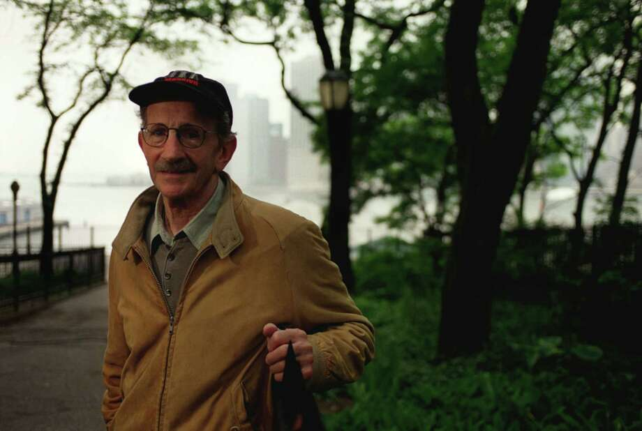 """Poet Philip Levine is """"a poet for the ages,"""" says Gemini Ink executive director Sheila Black. Levine is the featured artist for Gemini Ink's Autograph Series this week. Photo: Hartford Courant"""