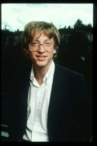 Bill Gates poses July 1986 in Redmond. (Photo by Ed Kashi/Liaison) Photo: Ed Kashi, Getty / Getty Images North America