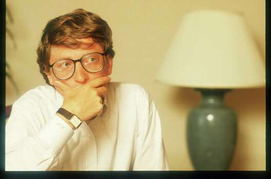 Gates in 1988 in San Diego, Calif. (Photo by Robert Burroughs/Liaison) Photo: Robert Burroughs, Getty / Getty Images North America