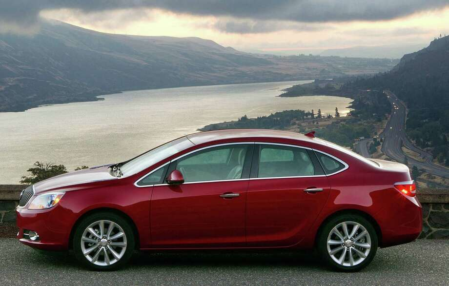 The Verano, Buick's entry-level sedan, adds a turbo-engine option for 2013. Besides having great fuel economy, this is a delightful, sporty car - especially with the optional turbo engine. Photo: Photos By General Motors Co.