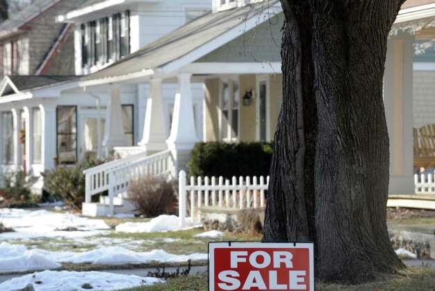 A home for sale Herber Avenue Thursday Feb. 21, 2013 in Bethlehem, N.Y. .(Michael P. Farrell/Times Union) Photo: Michael P. Farrell