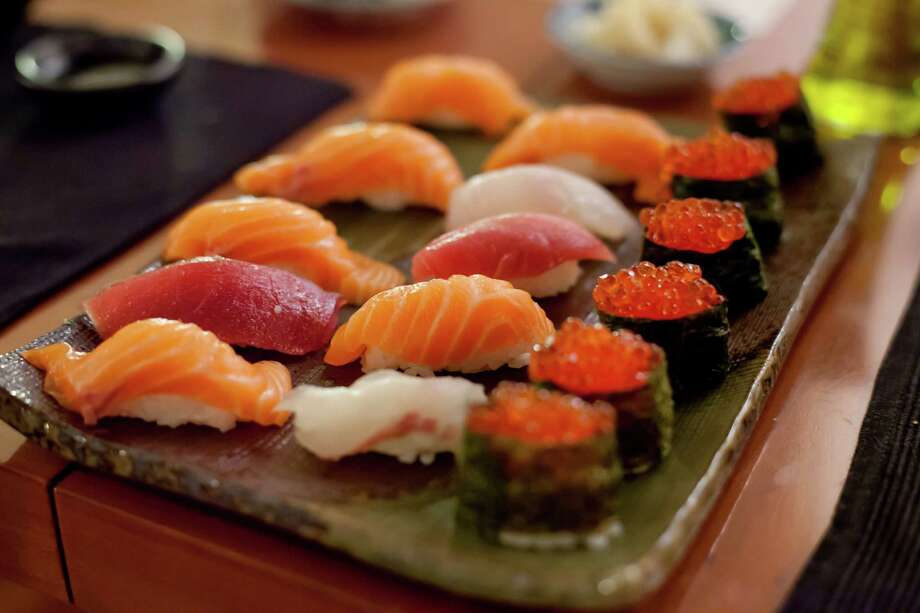 Nationally, sushi restaurants mislabeled fish in 74 percent of tested samples. In Seattle, researchers found wrongly named fish in nine of 11 sushi restaurants visited. Photo: Alexandre Tremblot De La Croix, Getty Images/Flickr RM / Getty Images