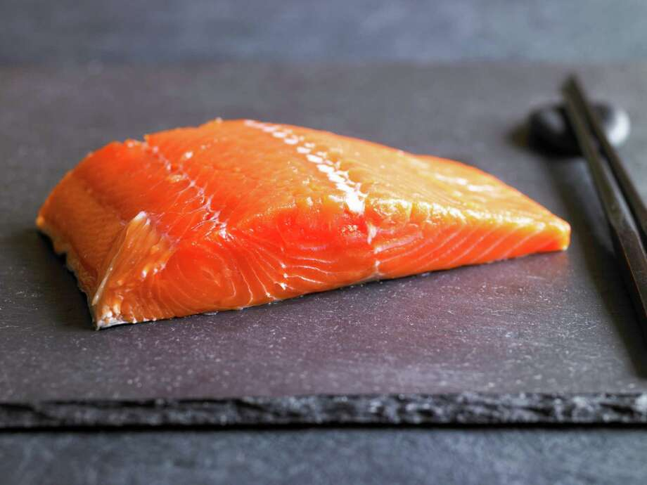 When it comes to salmon in Seattle, we have one of the highest accuracy-in-labeling rates: 98 percent. The only mislabeled salmon researchers found here was a piece of sockeye in a restaurant that turned out to be king. Photo: Maren Caruso, Getty Images / (c) Maren Caruso