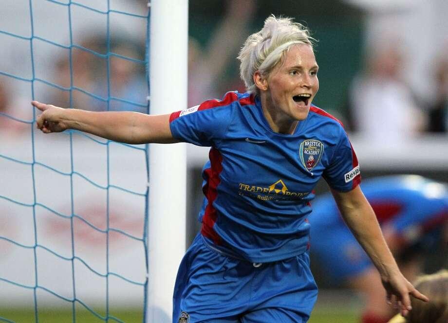 Jess FishlockPosition: midfielderAge: 26Hometown: Cardiff, WalesLast club: Melbourne Victory (Australian Women's National Football League)