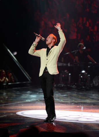 AMERICAN IDOL: Devin Velez performs in the Sudden Death Round of AMERICAN IDOL airing Thursday, Feb. 21 (8:00-10:00PM ET/PT) on FOX. CR: Michael Becker / FOX. Copyright / FOX.