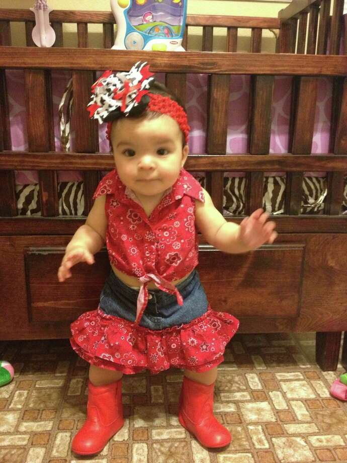 Zaylee Marie, 8 months Photo: Reader Submission