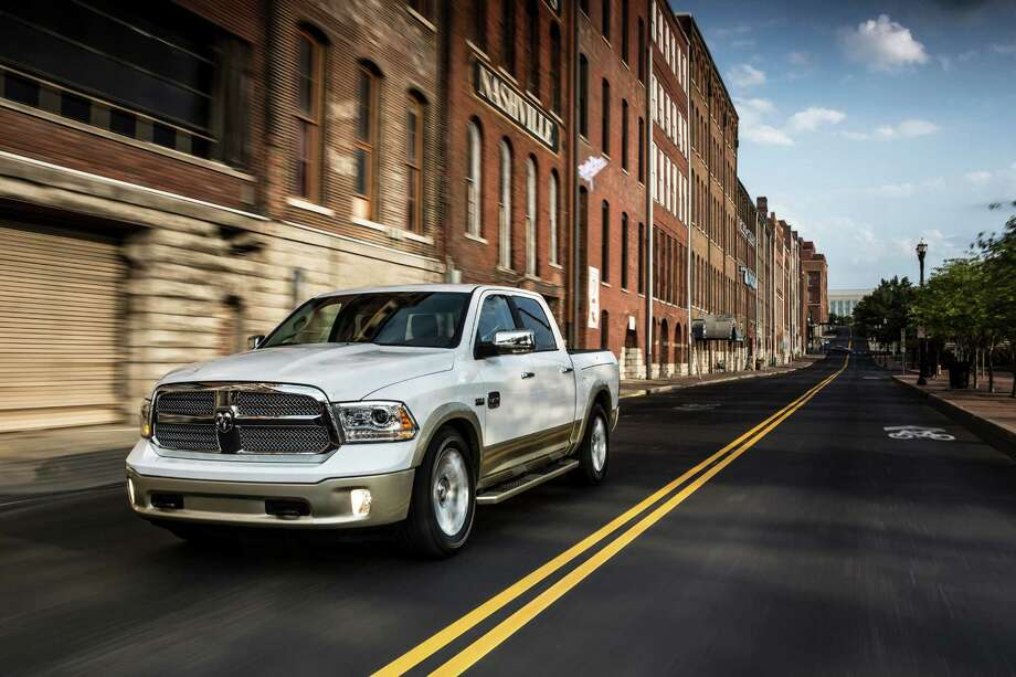 The Ram 1500 was recently named the truck of the year. The truck sports plenty of modern twists and luxury detailing. Photo: Chrysler