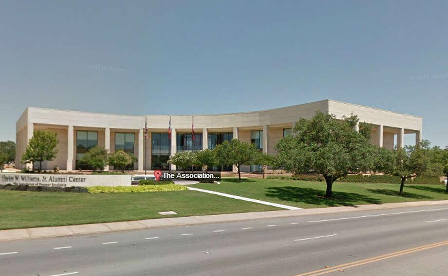 Clayton Williams Jr. Alumni Center Photo: Google Maps
