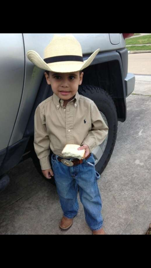 He's bringing along a snack for the trail ride to school.  Photo: Reader Submission