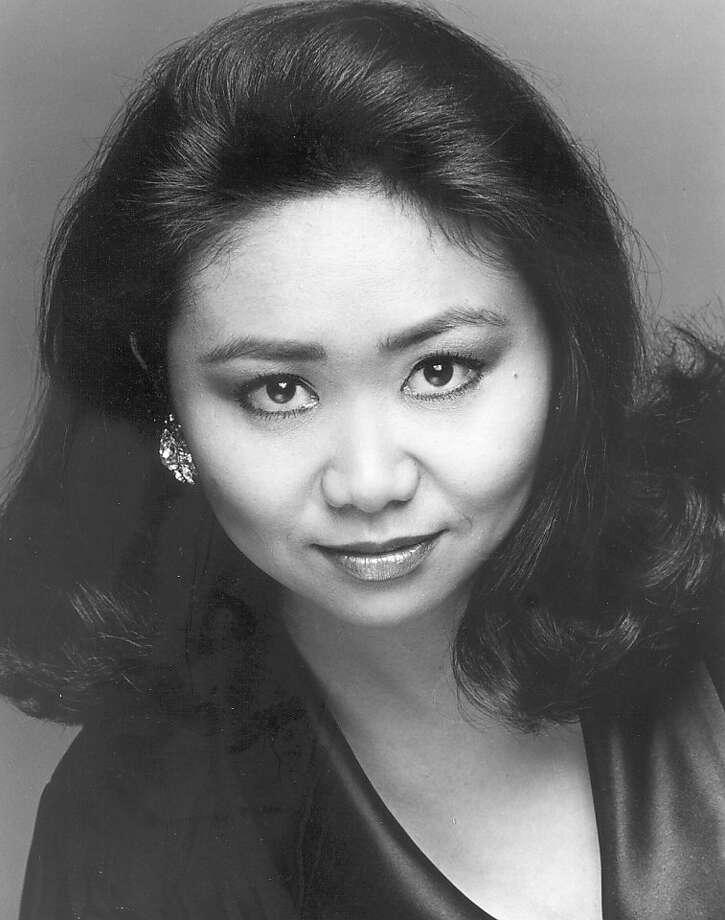 Zheng Cao in 2008.  Courtesy of the San Francisco Opera Photo: Courtesy Of The San Francisco Op