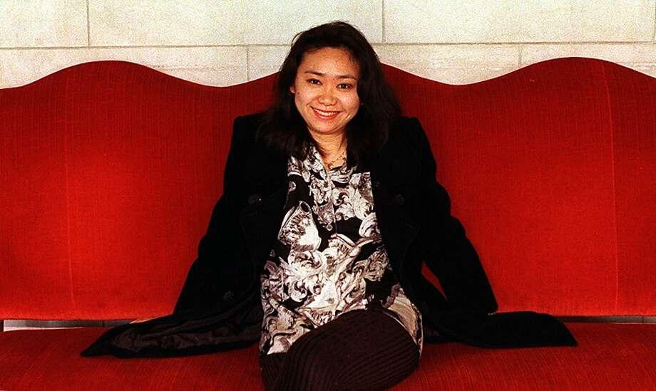 Zheng Cao, at the SF Opera House in 1998. Photo: John O'hara