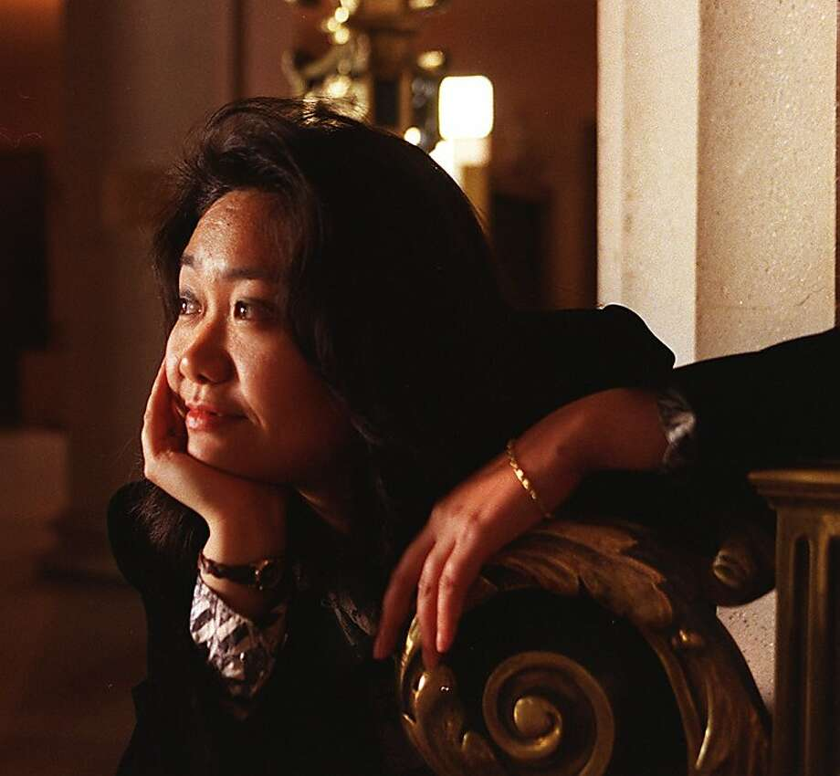 Zheng Cao of San Francisco, a mezzo-soprano, appeared on stages throughout the world. Photo: John O'hara