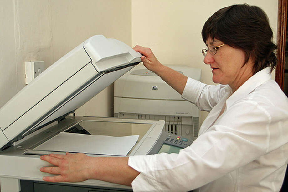 Too much exposure to printers or photocopiers: Photocopiers are a source of potentially deadly ozone if the filter isn't periodically changed, and even small amounts can cause chest pain and irritation. Laser printers do too, along with toner particles that can get in your lungs and blood stream, which could lead to lung disease and other ailments. (Photo: Alan Cleaver, Flickr)