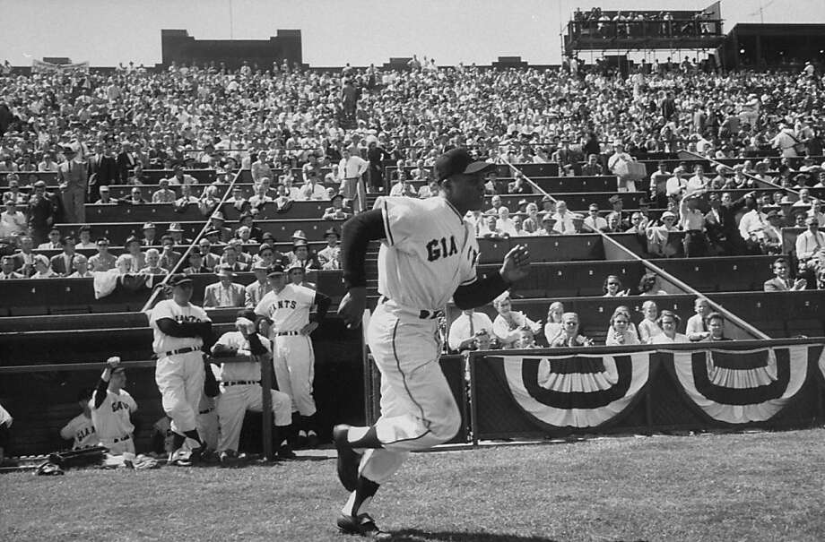 Happy Giants Opening Day! Historic pictures of baseball in S.F.
