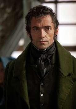 Best actor nominee: Hugh Jackman in 'Les Miserables' Photo: Laurie Sparham