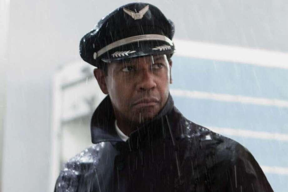 Best actor nominee: Denzel Washington in 'Flight'