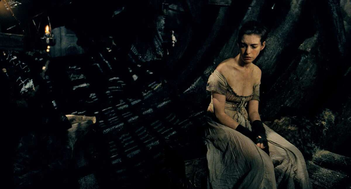 Best supporting actress nominee: Anne Hathaway in 'Les Misérables'