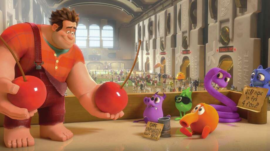 Best animated film nominee: 'Wreck-It Ralph'